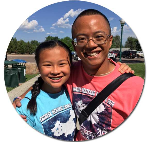 Chinese Cultural Camp Adoptive Families