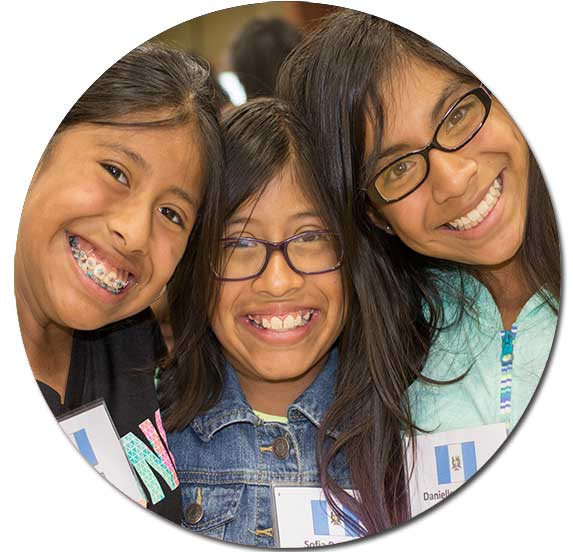 Latin American Heritage Camps for Adoptive Families